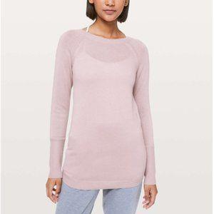 Lululemon Unity Drop Sweater sz 2